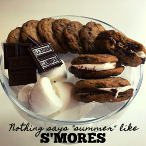 History of the S'more!